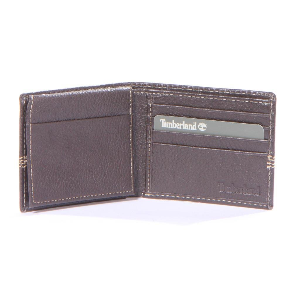 Timberland Milled Quad - 100% Genuine Leather Carteras - Hombres: Amazon.es: Zapatos y complementos