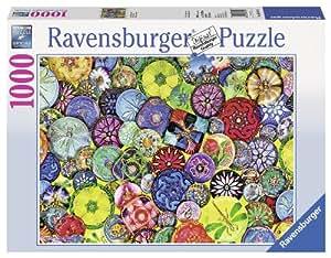 Amazon.com: Ravensburger Beautiful Buttons Jigsaw 1000 ...