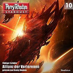 Allianz der Verlorenen (Perry Rhodan Stardust 10)