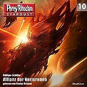 Allianz der Verlorenen (Perry Rhodan Stardust 10) | Rüdiger Schäfer