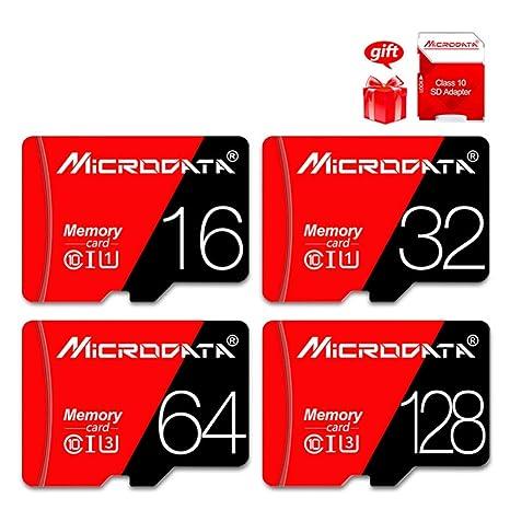 Tarjeta Micro SD Class10 Memoria Flash TF/Tarjeta SD 8Gb ...