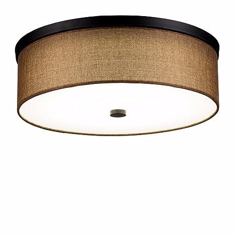 XHOPOS HOME Luces lámpara de techo Sencillo moderno LED ...