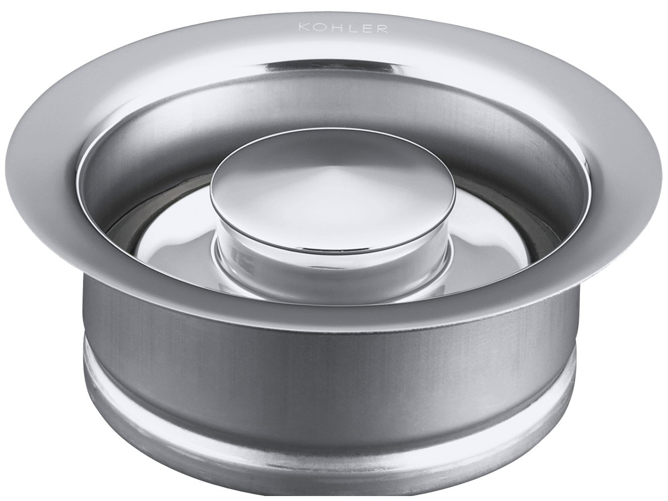KOHLER K-11352-CP Disposal Flange, Polished Chrome