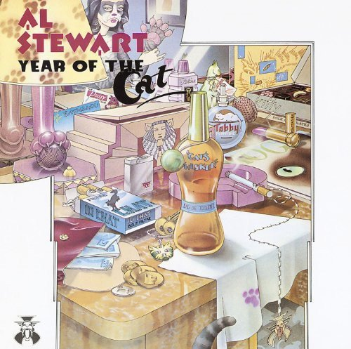 Vinilo : Al Stewart - Year Of The Cat (Spain - Import)