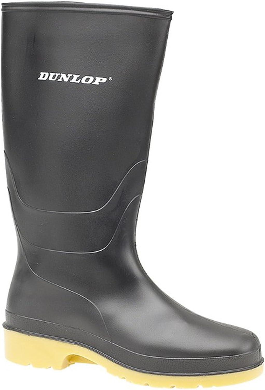 Botas de Goma sin Forro Unisex Dunlop RAPIDO PVC LAARS GROEN 38