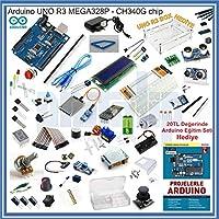 Arduino Uno ULTRA Full Sensör Başlangıç Seti 83 Parça 237 Adet