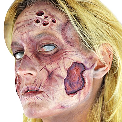 Woochie Deluxe FX Makeup Kits - Zombie (Female) (Halloween Zombie Makeup Instructions)