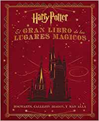EL GRAN LIBRO DE LOS LUGARES MAGICOS HARRY PO Comic Usa: Amazon.es ...