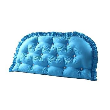 Amazon.com: Almohada de algodón XXT, almohada de doble largo ...