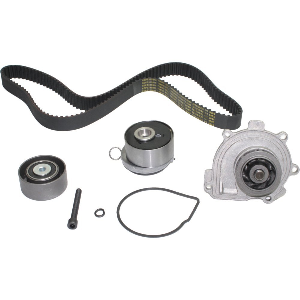 Timing Belt Water Pump Kit For 2009-2014 Chevy Sonic Aveo5 Cruze Saturn Astra Pontiac G3 1.6L 1.8L DOHC
