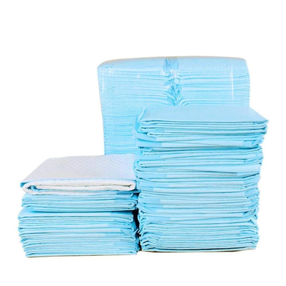 3345cm Toilet Training Pads  Highly Absorbent Mats to Predect Your Floor, Carpets and Furniture from Pet (100 Pack) (Size   33  45cm)