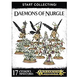 Start Collecting! Daemons of Nurgle Warhammer Age of Sigmar