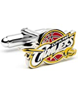 Cleveland Cavaliers Cufflinks Novelty 1 x 1in