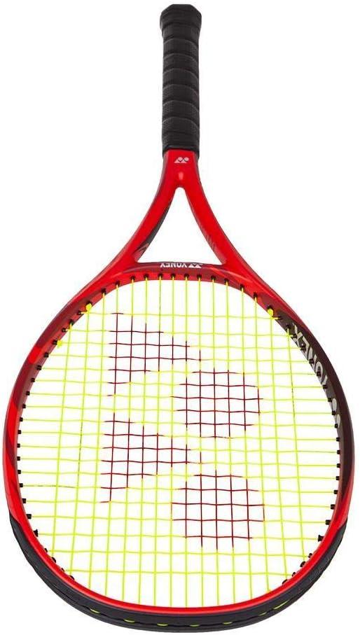 Amazon.com : Yonex-VCore 100 Plus Tennis Racquet-() : Sports ...