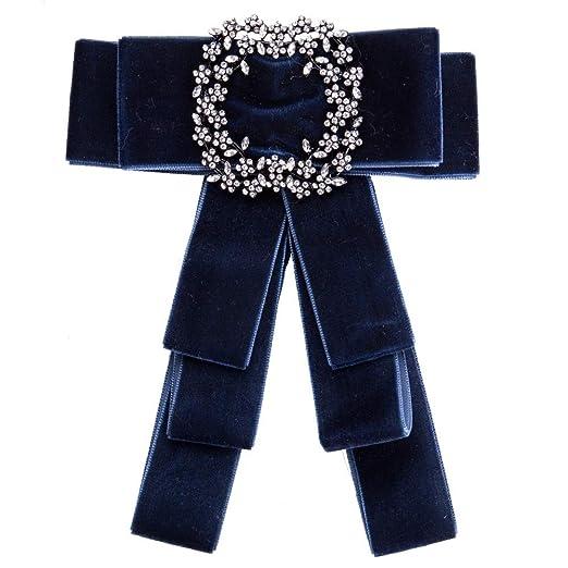 Pajarita fiesta de la boda broche de corbata muchachas de las ...