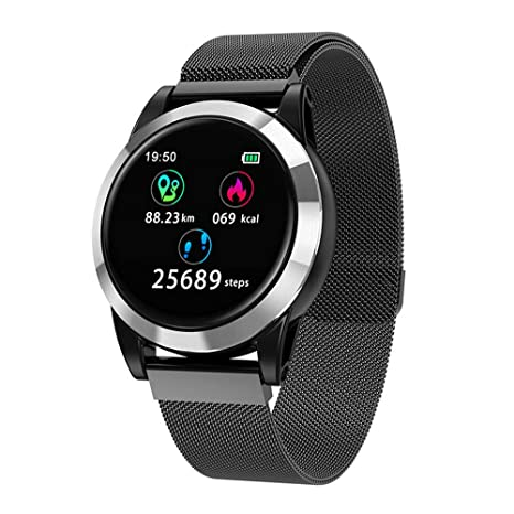 Amazon.com: LWNGGE Fitness Trackers Smart Watches Watch ...