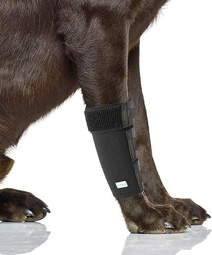 N-HAND-Dog-Leg-Brace,-Pair-of-Dog-Canine-Leg-Wrap-Front-Leg-Compression-Brace