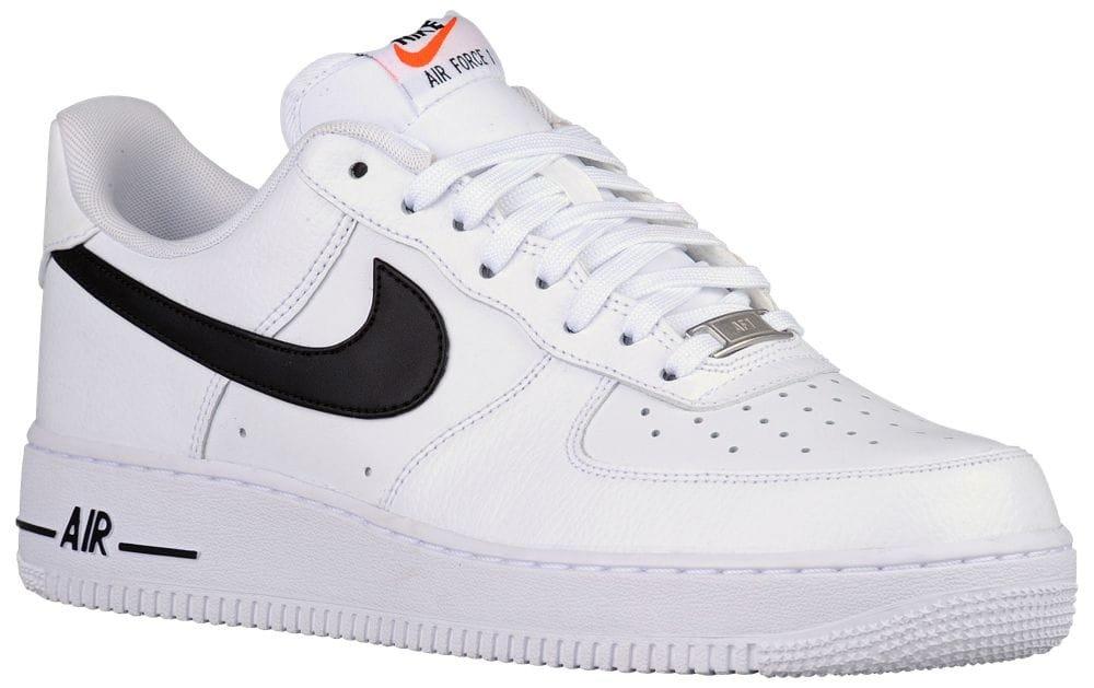 [ナイキ] Nike Air Force 1 Low - メンズ バスケット [並行輸入品] B071LQCFBD US10.5 ホワイト/ブラック/ホワイト