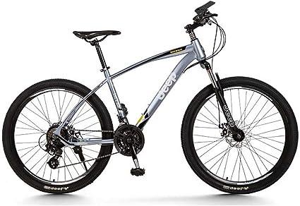 DULPLAY Bicicletas De Montaña,Unisex 24 Velocidades Frenos De ...