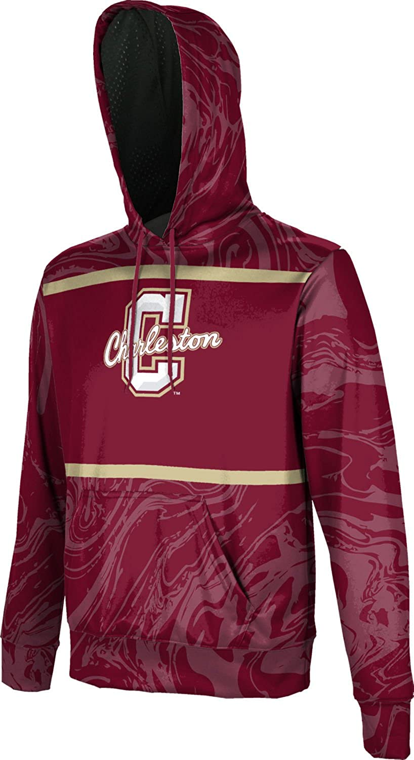 ProSphere College of Charleston University Boys Hoodie Sweatshirt Ripple
