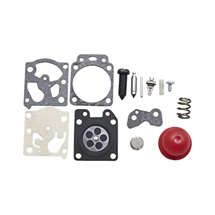 Weed Eater Repair >> Weed Eater Poulan Craftsman Trimmer Replacement Carburetor Repair Gasket Kit 530069842