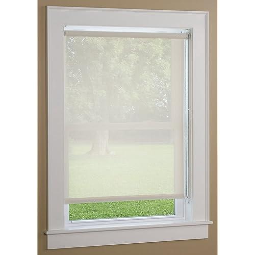 Solar shades for windows - Exterior sun blocking window shades ...