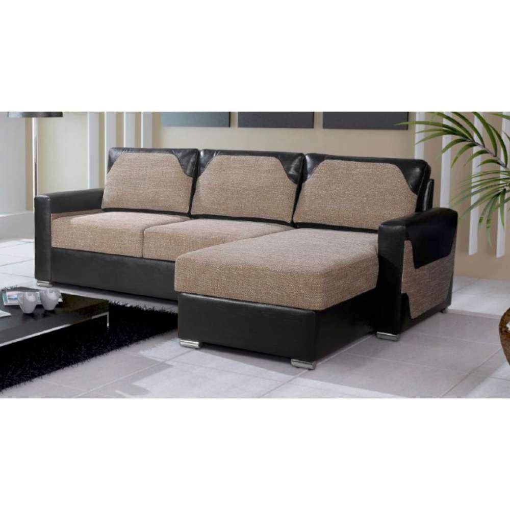 schlafsofa beige g nstig m belideen. Black Bedroom Furniture Sets. Home Design Ideas