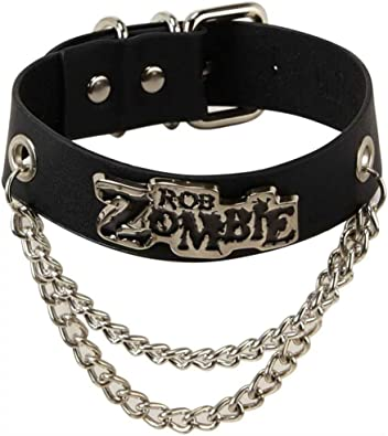 Kill Star X Rob Zombie Choker – Call of The Zombie: Amazon.es: Joyería