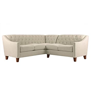 Superb Amazon Com Jackson 2 Piece Sectional Sofa From Kyle Pdpeps Interior Chair Design Pdpepsorg