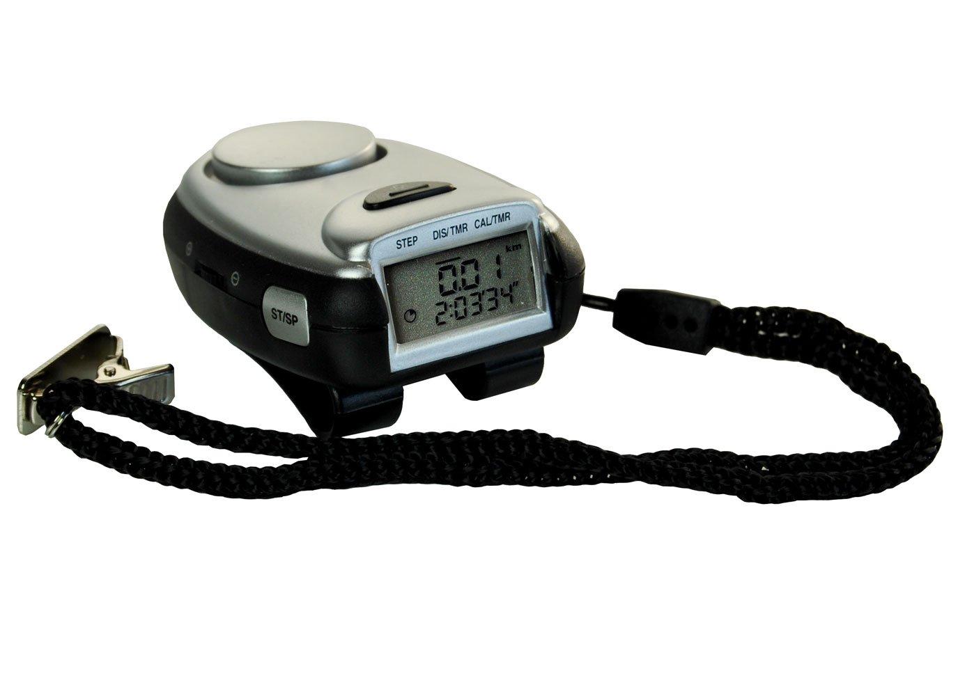 Schrittzähler entfernungsmesser distanzzähler kalorienzeller