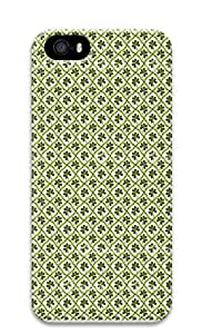 iPhone 5 5S Case Green Vintage 3D Custom iPhone 5 5S Case Cover