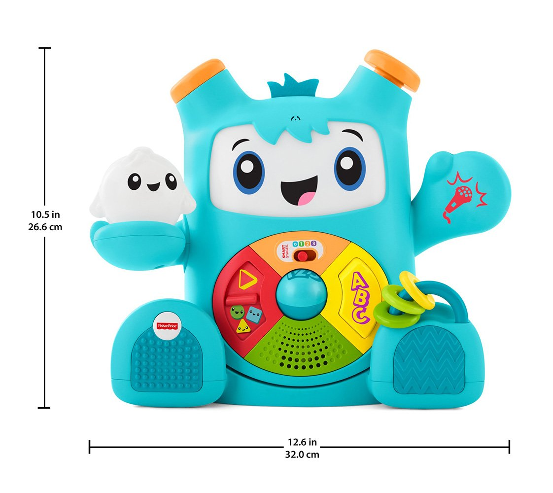 Fisher-Price FXD02 Dance & Groove Rockit: Amazon.es: Juguetes y juegos