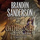 Oathbringer Audiobook by Brandon Sanderson Narrated by Kate Reading, Michael Kramer