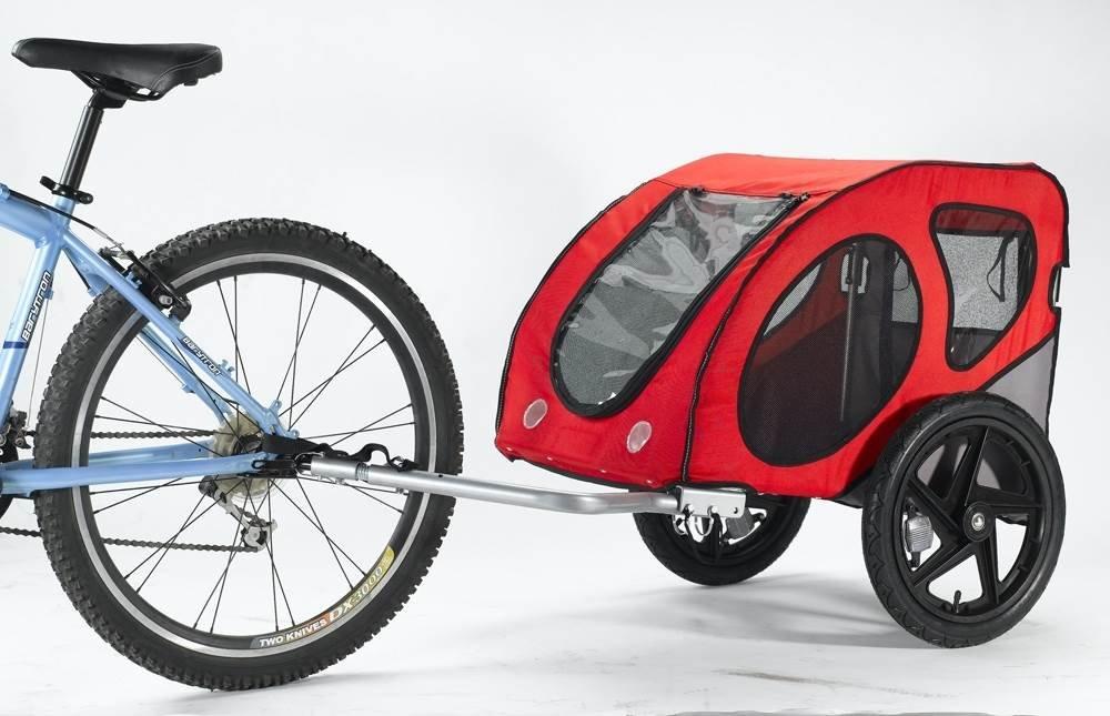 PetEgo EGR Kasco Dog Bike Trailer, Large