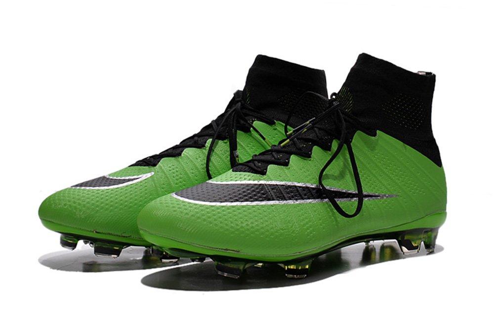 Herren Mercurial X Superfly FG rot High Top Fußball Schuhe Fußball Stiefel