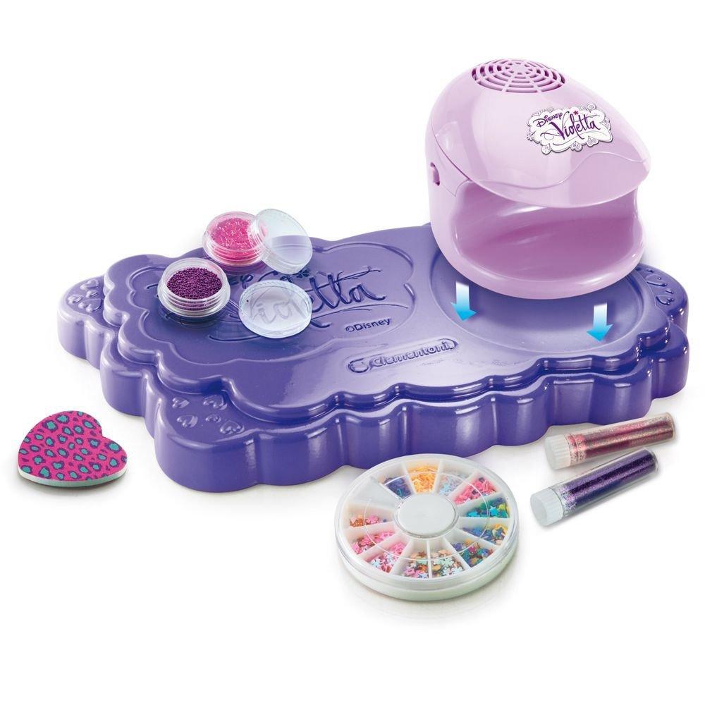 Violetta - Kreatives Nageldesign - Manikürset für Kinder: Amazon.de ...