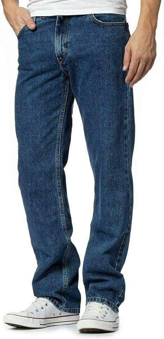 Style wise Fashion Pantalones Vaqueros para Hombre, Estilo