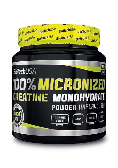 monohidrato de creatina que es