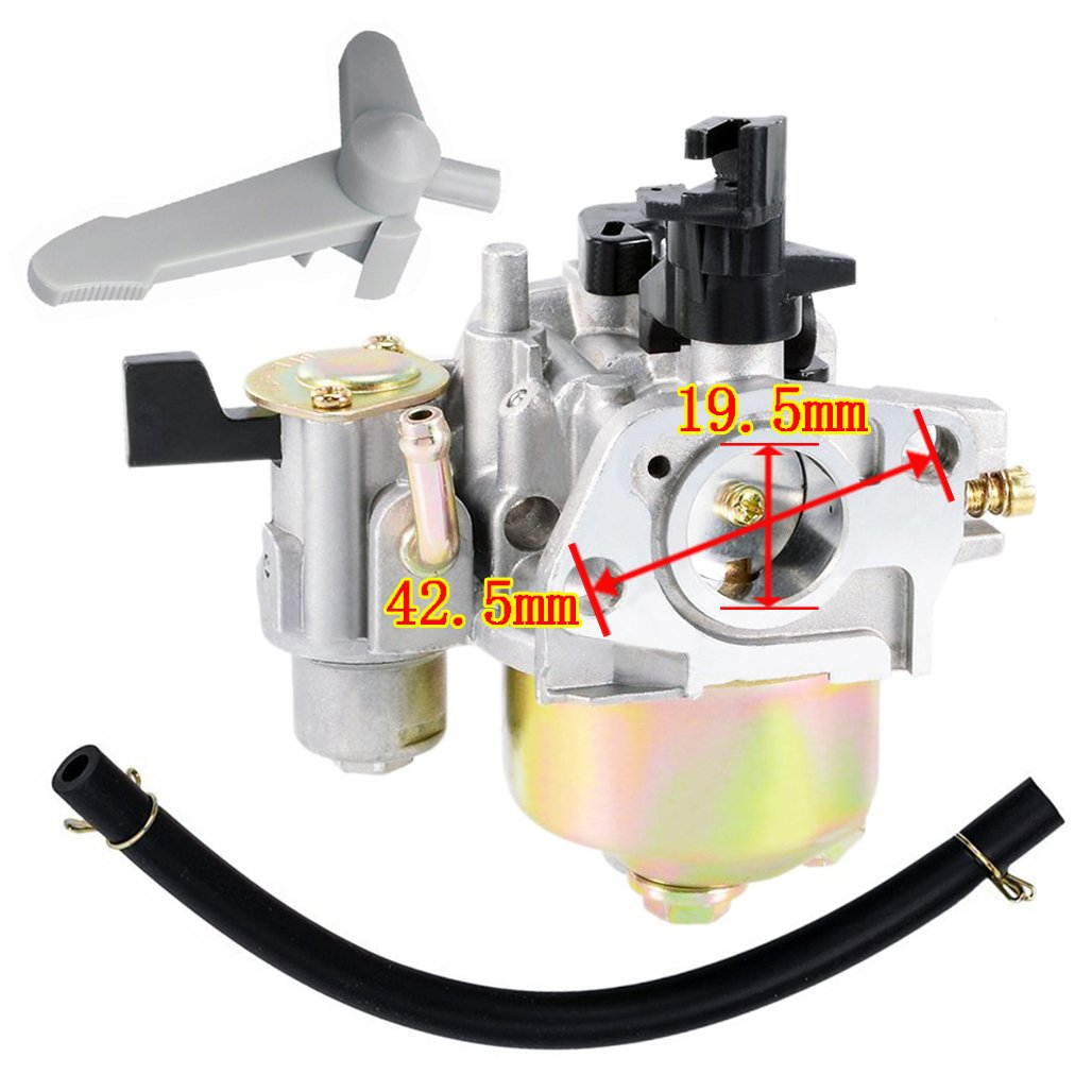 61jjYzcCTaL._SL1028_ amazon com yingshop carburetor fits honda gx 140 160 gx160 5 5hp