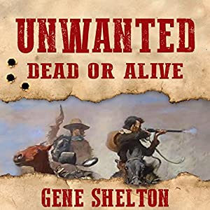 Unwanted: Dead or Alive Audiobook