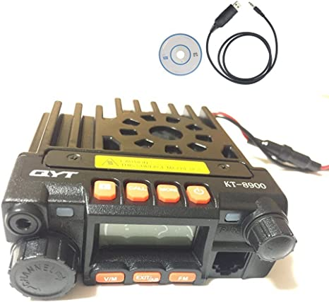 Radtel Qyt Kt8900 Kt 8900 Dual Band Mobile Transceiver Elektronik
