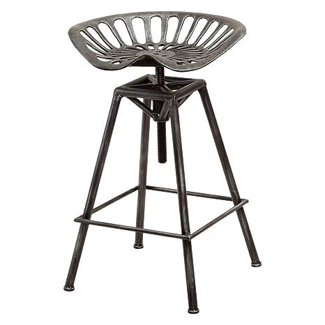 Wondrous Best Selling Charlie Saddle Bar Stool Silver Creativecarmelina Interior Chair Design Creativecarmelinacom