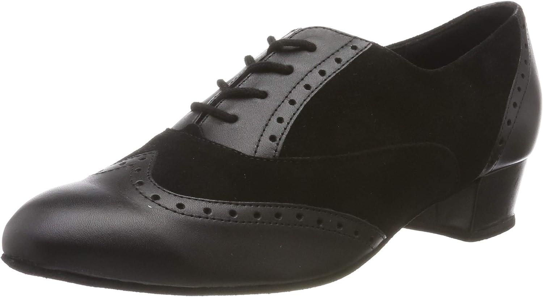Chaussures de Danse de Salon Femme Diamant Damen Tanzschuhe 063-029-070