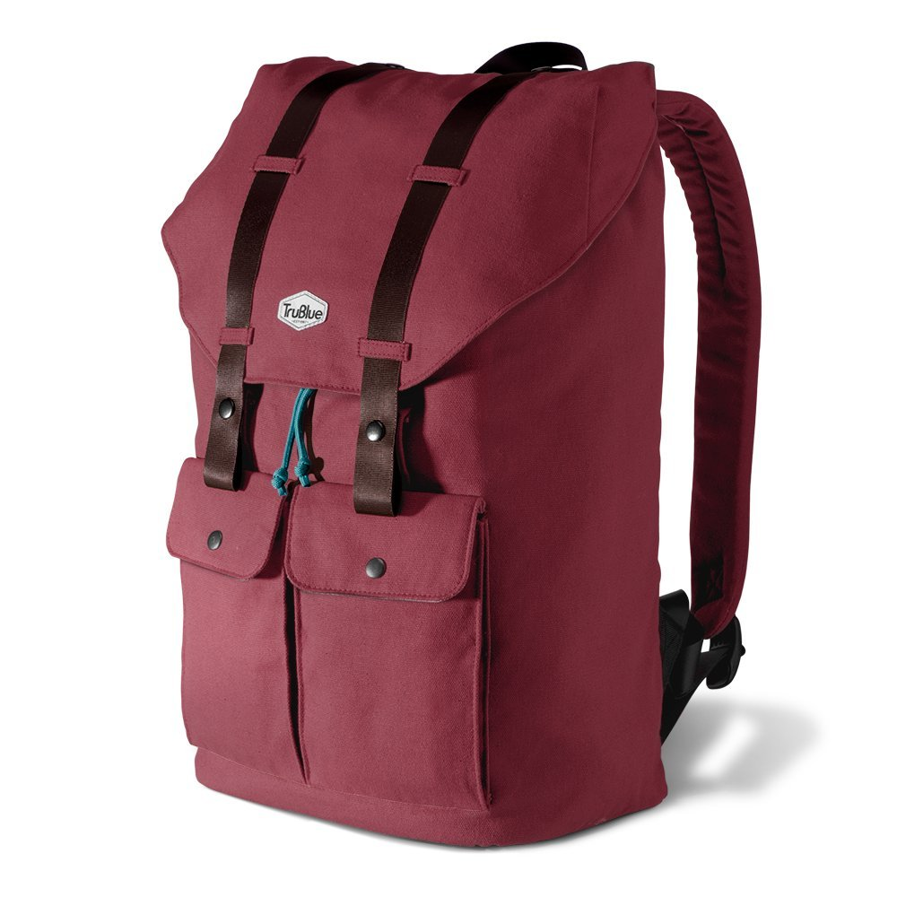 TruBlue The Original Rucksack Sangria 22L Bordeaux
