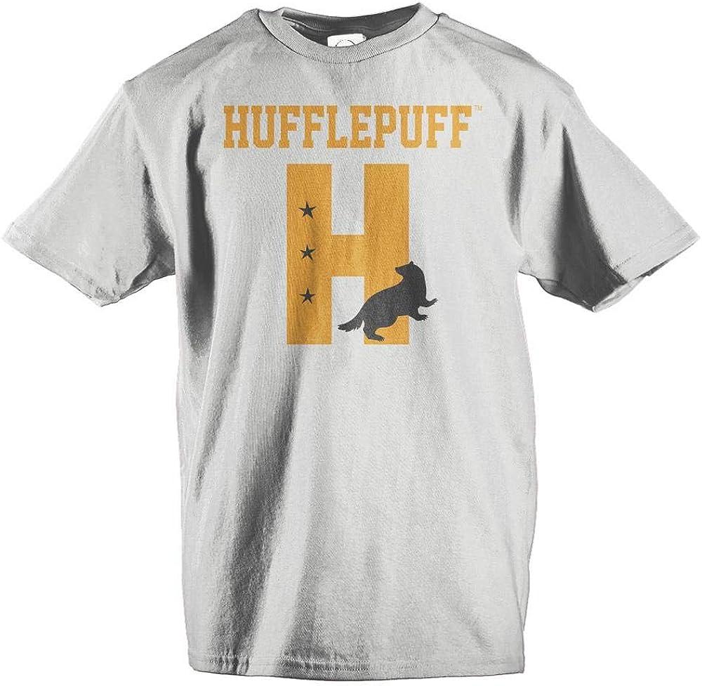 Bioworld Youth Harry Potter Hufflepuff Short-Sleeve T-Shirt