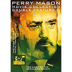 Perry Mason Double Feature: The Case of the Fatal Framing / The Case of the Reckless Romeo