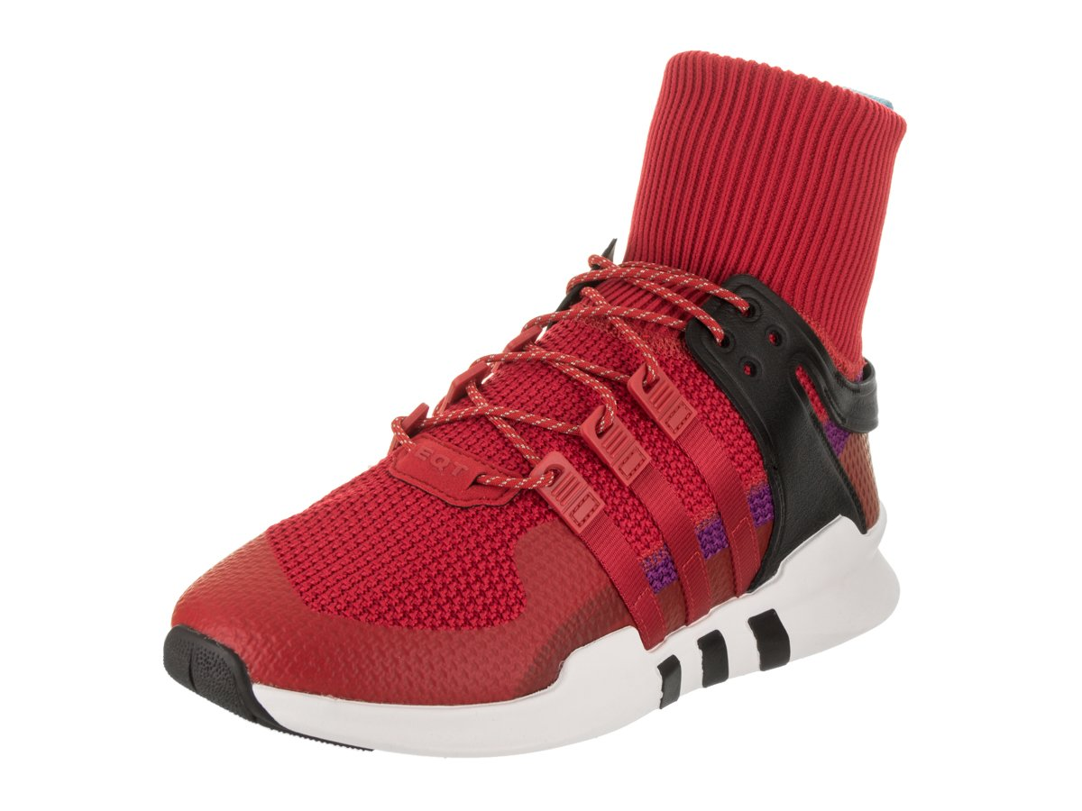 adidas Men's EQT Support Adv Winter Running Shoe B076MD6L6K 11.5 D(M) US Scarle/Sacrle/Shopur
