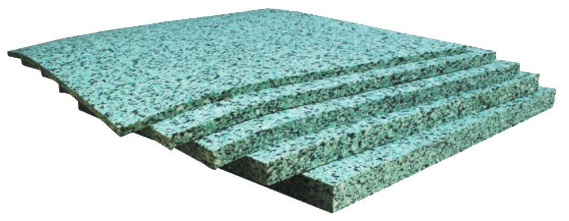 Lote de 8 paneles de aislamiento acústico. Medidas 595 x 1190 x 40 mm. EliAcoustic Pebbles pared y techo.: Amazon.es: Instrumentos musicales