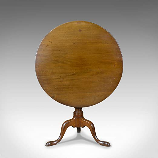London Fine Antiques - Mesa de Centro de Mesa (inclinable ...