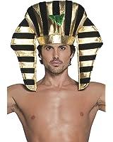 Smiffy's Men's Pharaoh Headpiece